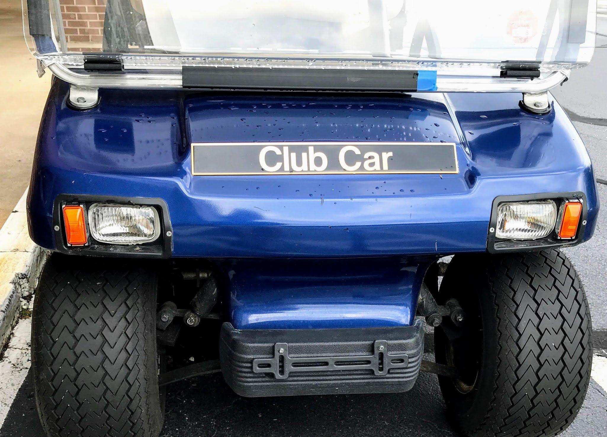 Club Car DS body