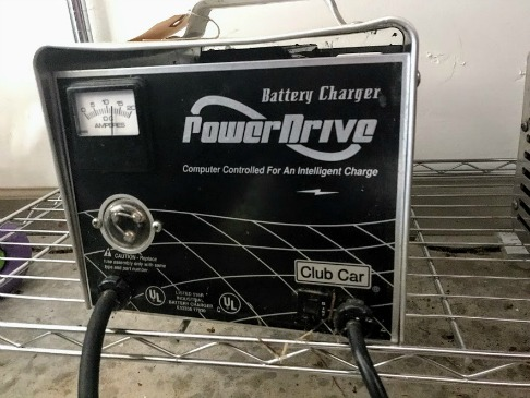 charging deep cycle batteries