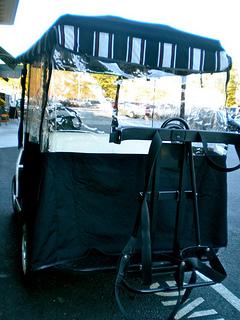 club car golf cart cover