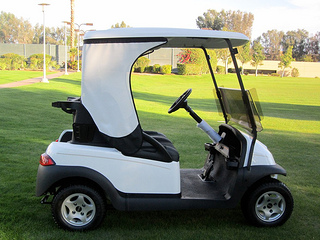 Want To Stay Cool In Your Golf Cart Get A Shadys For