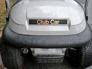 Club golf cart serial number