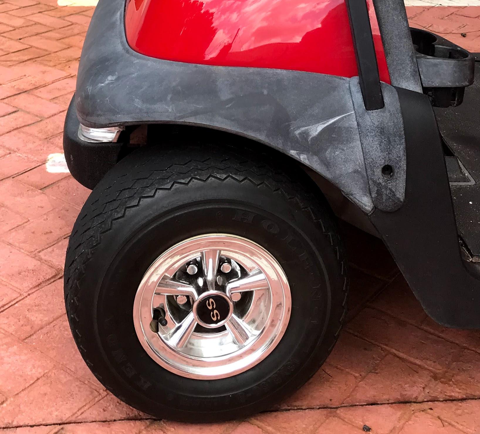 club car precedent accessories
