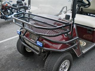 golf cart brush guards