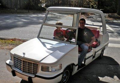 custom golf cart bodies