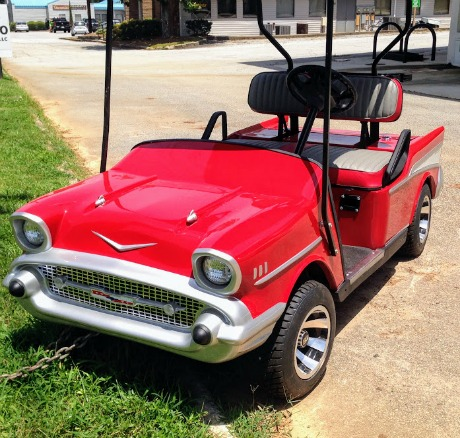 custom golf cart bodies