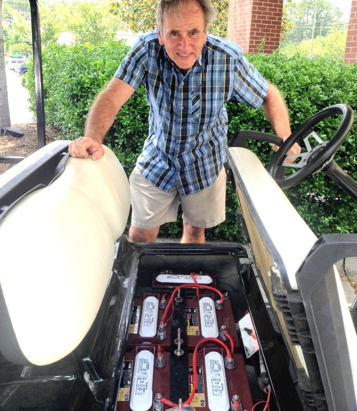 what you need to know about electric golf cart batteries