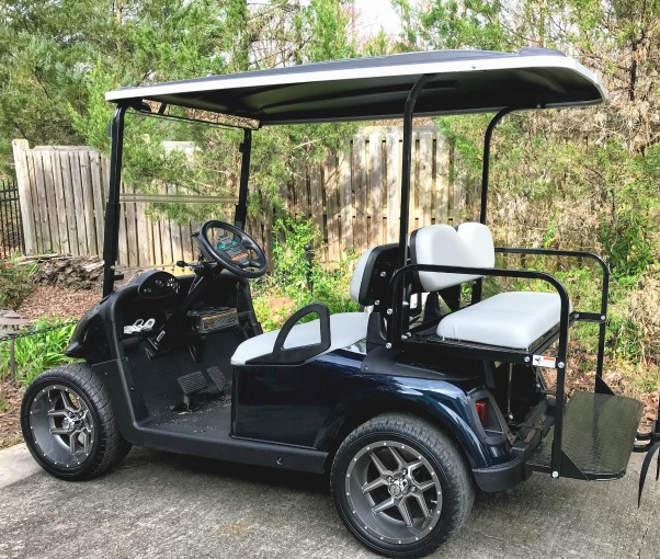 prevent your golf cart rear seat from sagging