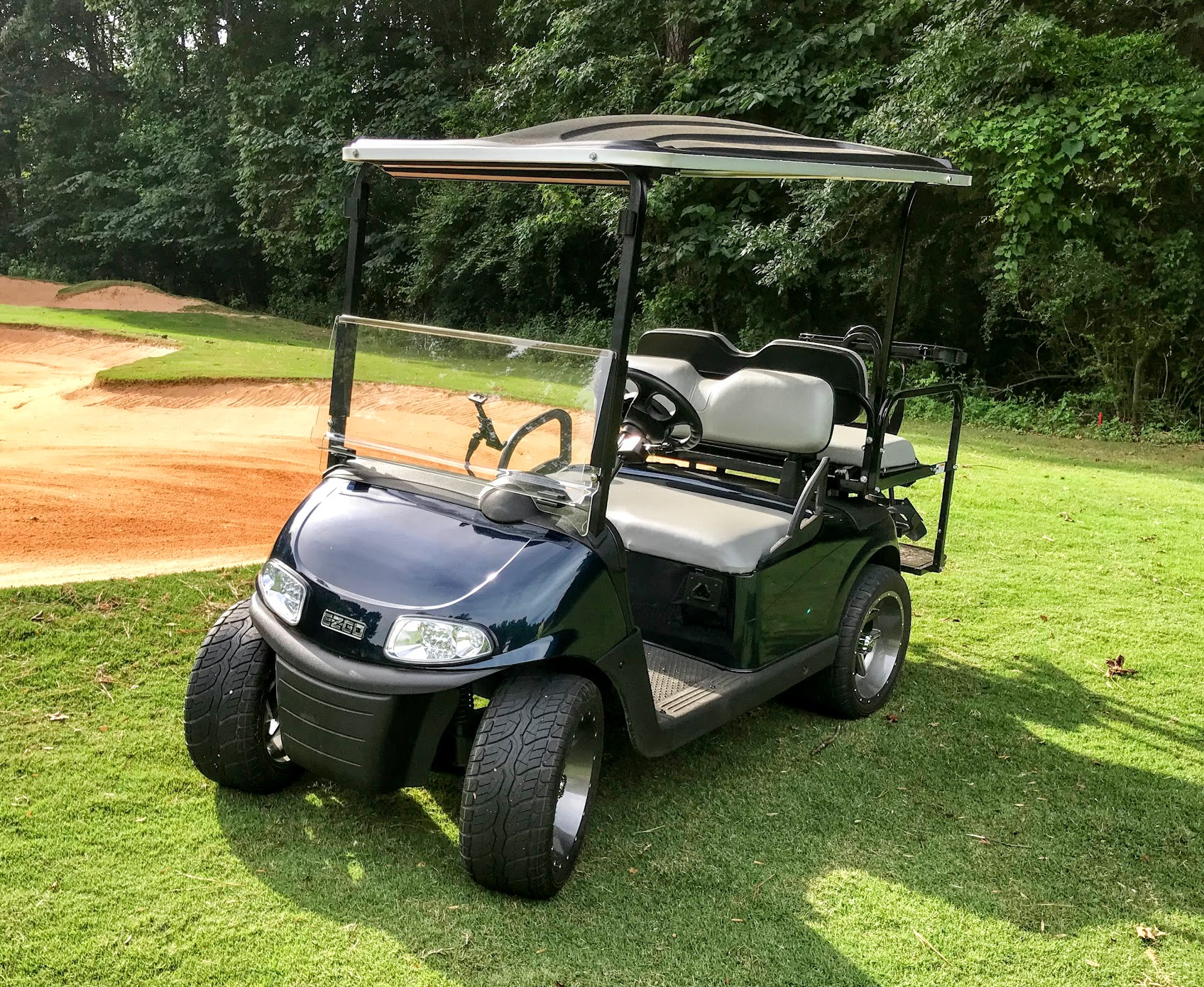your guide to golf cart repair, accessories, and parts