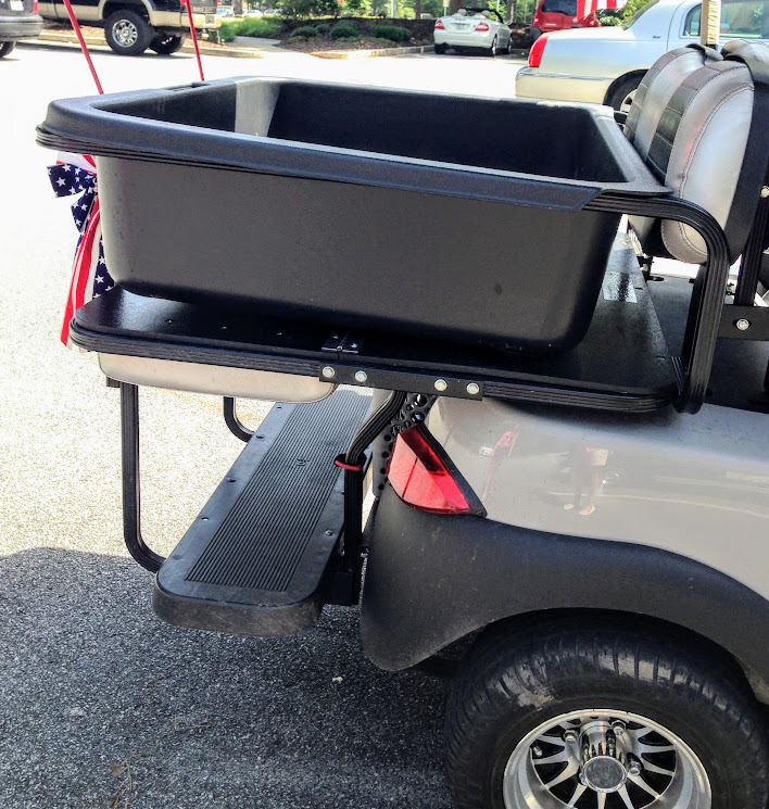ezgo golf cart accessories for hauling
