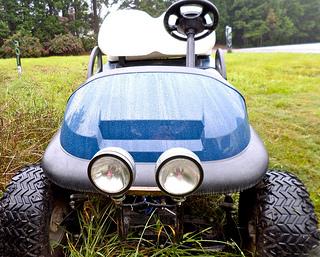 golf cart headlights