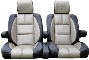 custom golf cart seats - Ergonomical for back support