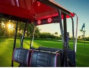 Golf Cart Speaker Blue Tooth Waterproof And No Installation