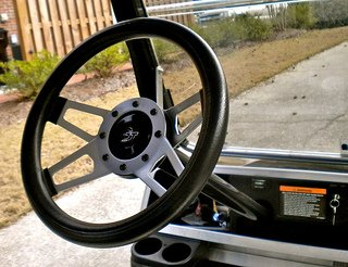 golf cart steering wheels