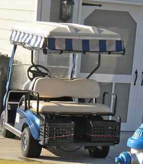 Golf Cart Storage Sweater Baskets Nets Cargo Boxes And