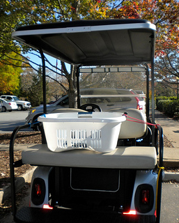 Golf Cart Storage Baskets Nets Cargo Boxes And More