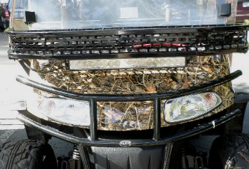 golf cart skins