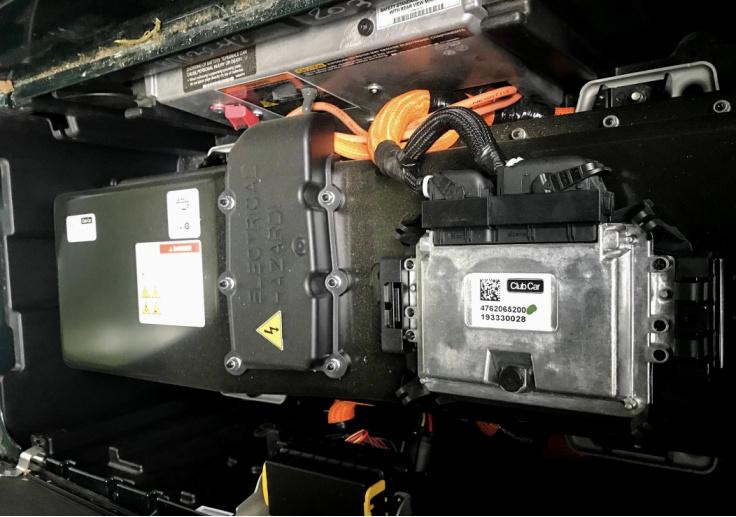 lithium golf cart batteries