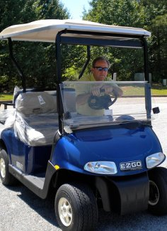 ezgo golf cart manual