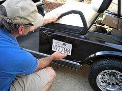 golf cart communities