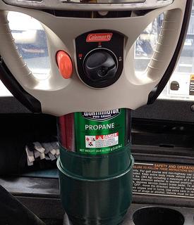 golf cart heater
