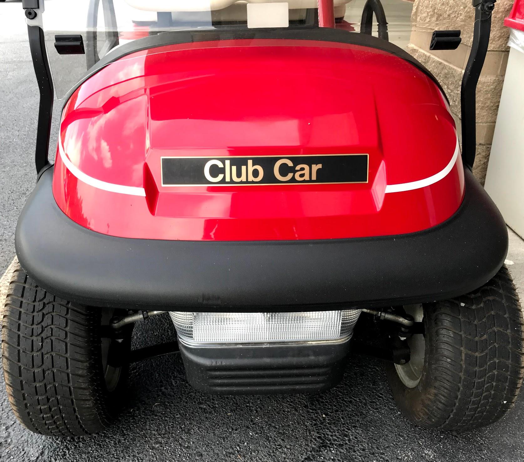 club car precedent body