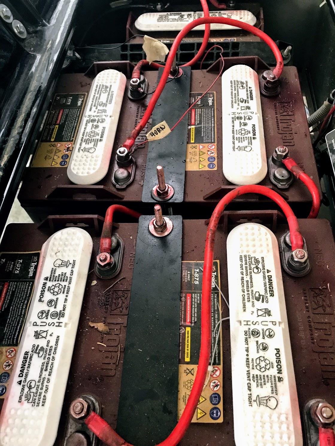 club car battery