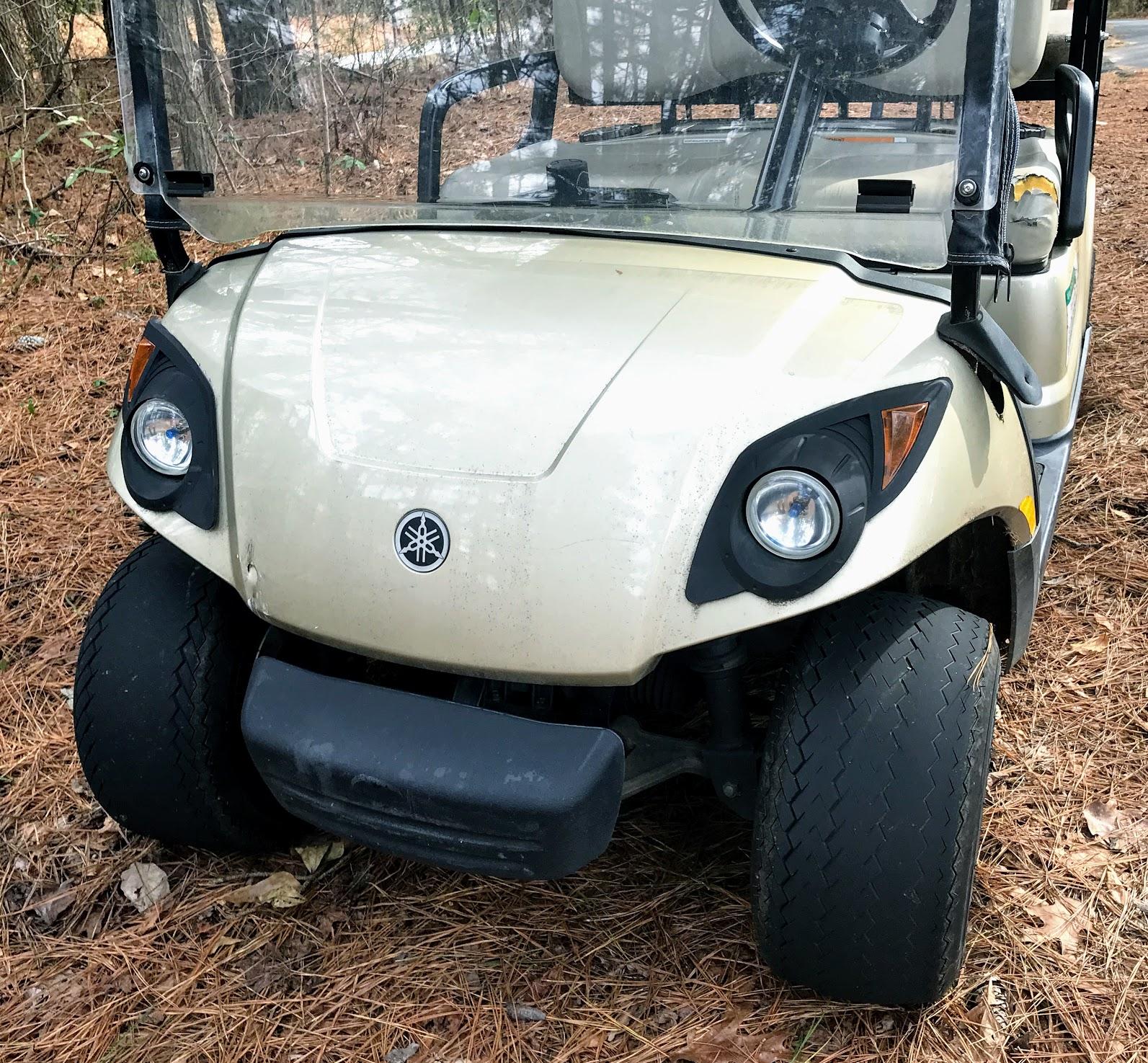 Yamaha golf cart manual