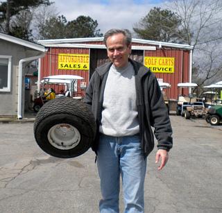 cheap golf cart tires