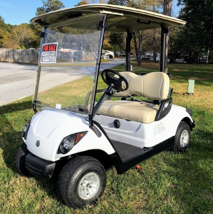 used golf cart values
