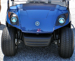 Yamaha golf cart lights