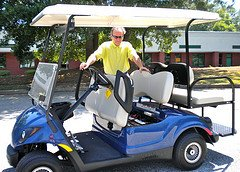 yamaha golf cart repair