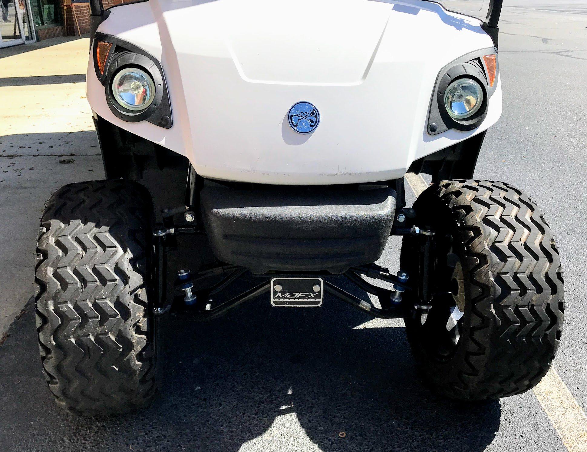 Yamaha Golf Cart Lift Kit