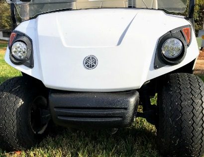 Yamaha electric golf carts